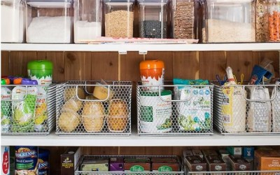Tidy-in-Place Challenge APRIL 23: Pantry