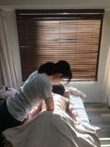 oil massage class in tokyo