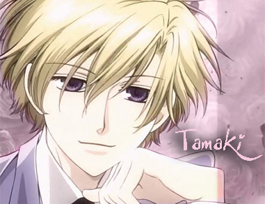 Hot Fictional Guys You Should Know About: Tamaki