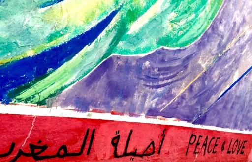 Marruecos: Peace & Love
