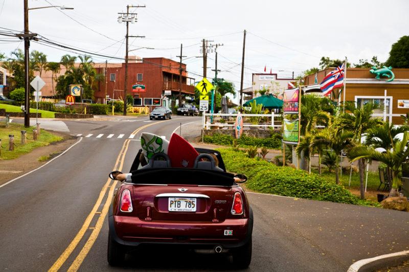 Uber or Lyft in Hawaii