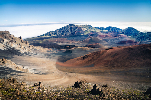 Haleakala National Park. Hawaii travel. Things to do in Maui. Things to do in Hawaii.