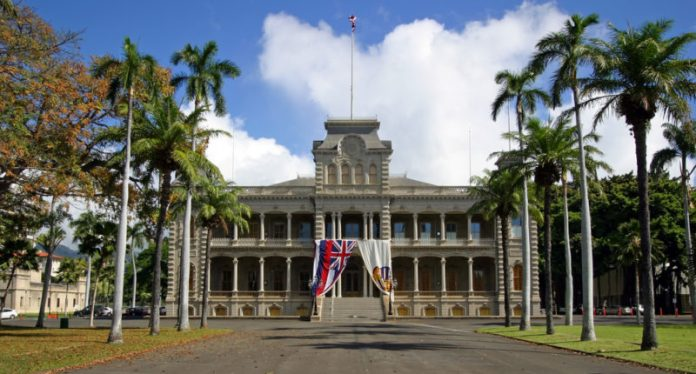 Iolani Palace tours are one of the best historical tours you can have in Hawaii.