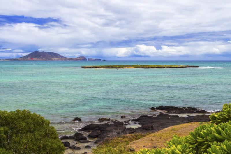 150 Things To Do On Oahu - Flat Island, Popoia.