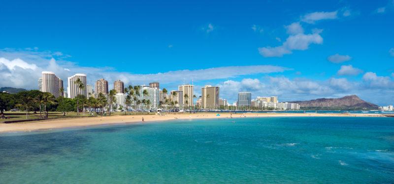 150 Things To Do On Oahu - Ala Moana Beach Park