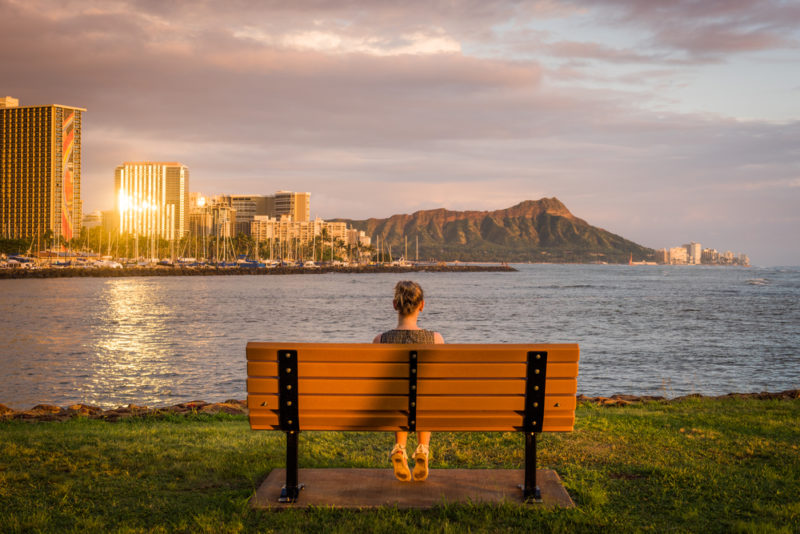 150 Things To Do On Oahu - Spend A Day At Magic Island.