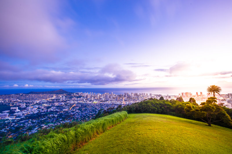 150 Things To Do On Oahu - Tantalus