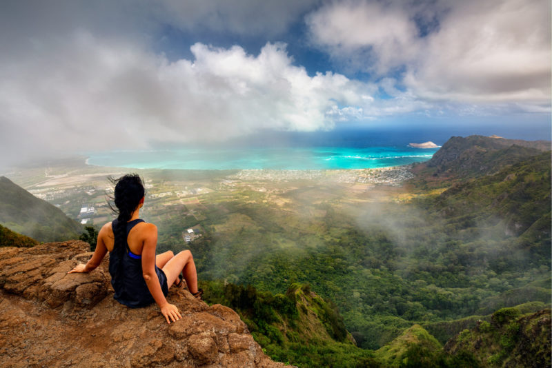 150 Things To Do On Oahu - Kuliouou Ridge Trail