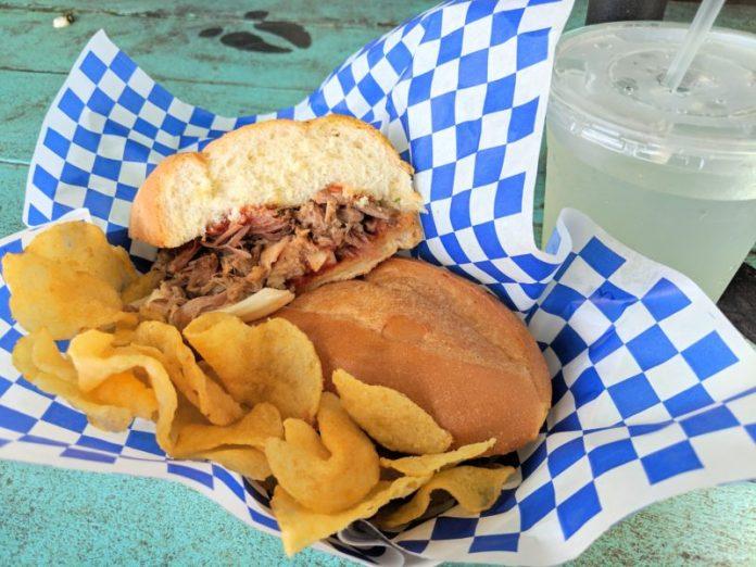 Kono's North Shore's old school sandwich hit the spot.