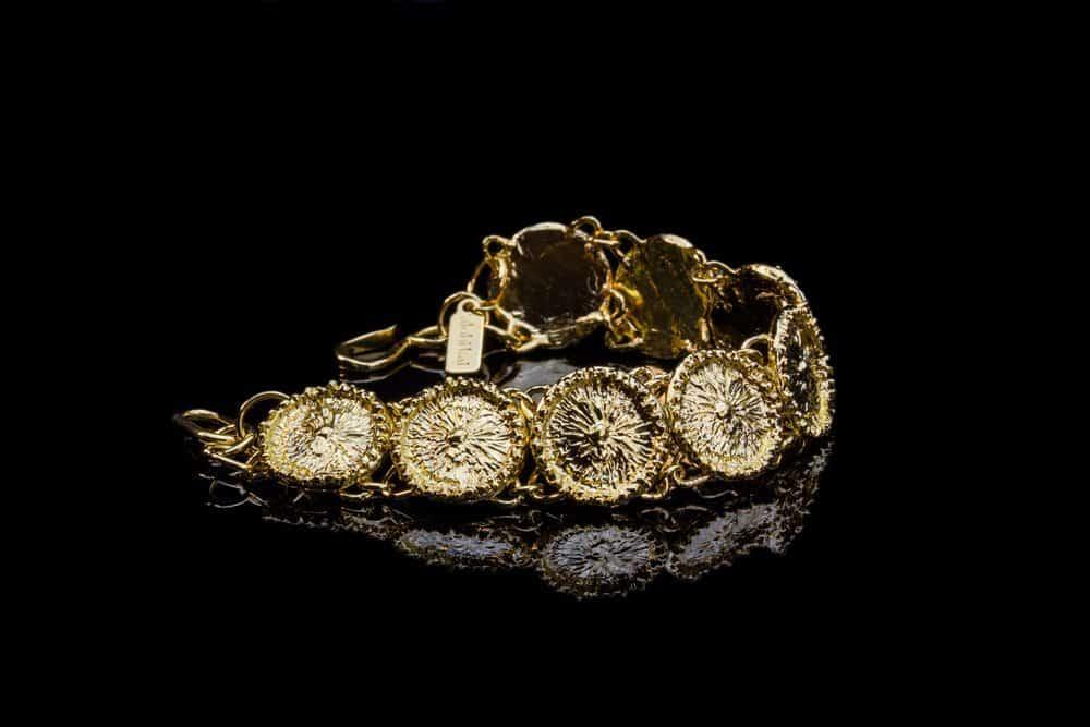 Zoanthid Anemone Luxe Link Bracelet