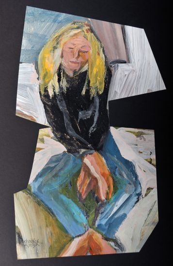 Pam Chadick Aloisa. Slanted Sit