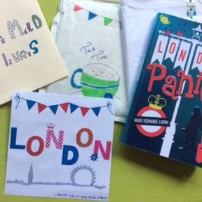 Destination London !