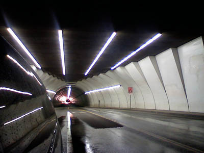 2nd St tunnel