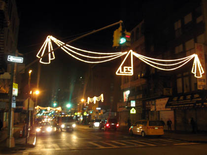 Lower East Side X-mas