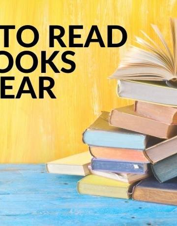 How to read 100 books in a year