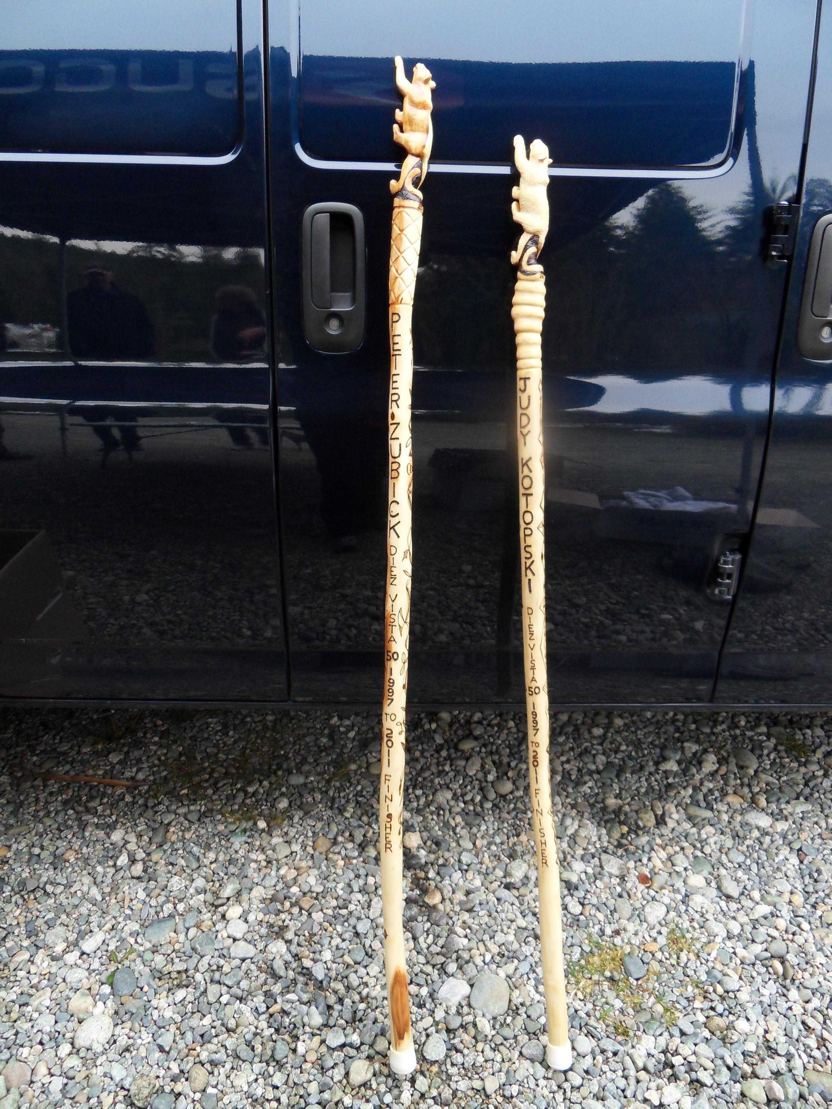 Diy Walking Sticks Wooden Wooden Pdf Home Improvement