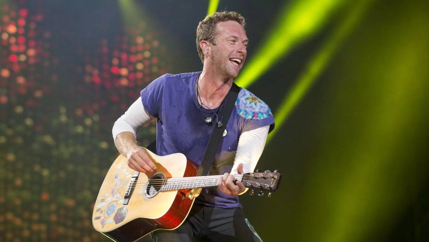 Coldplay Releases Music Video for 'Orphans'