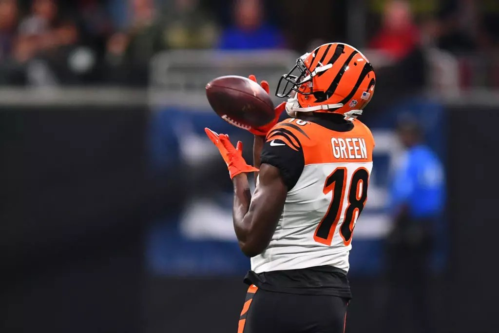 NFL Analyst Suggests Trade For Bengals WR A.J. Green