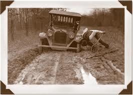 Roads in 1912