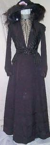 1912 Mourning Dress