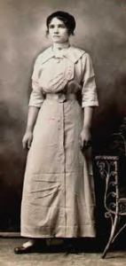 1912 Plain Dress---what you might find in a rural community