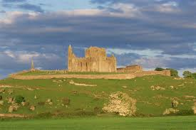 Rock of Cashel, where St. Patrick converted the King of Munster