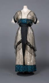 1912 Layered Dress