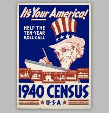 1940 Census Available Today