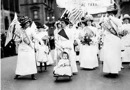 Women's Roles in 1912