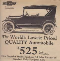 1924 Car Ad