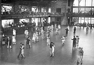 1920s dance hall