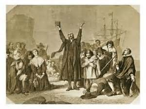 ALook at the Mayflower Voyage: What is a Puritan?