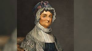 First Ladies: Abigail Adams