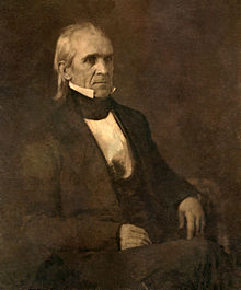 Presidents: James Polk