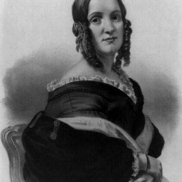 Presidential Daughters: Angelica Sinclair Van Buren