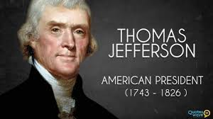 Presidents: Thomas Jefferson