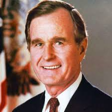 Presidents: George H. W. Bush