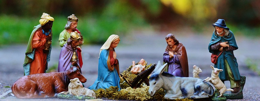 Traditions of Christmas: Nativity