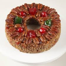 History of Christmas Recipes: Fruitcake