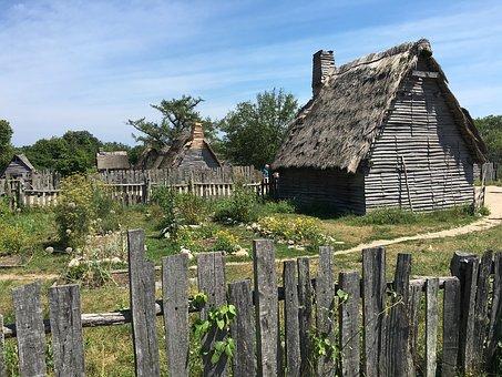 The Pilgrims: Building Begins