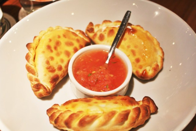 Buenos Aires Food Guide: Empanadas from The Pony Line at the Four Seasons, via A Lo Profile