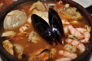 Seafood soup from Mercado Central: Santiago travel guide + recap via A Lo Profile