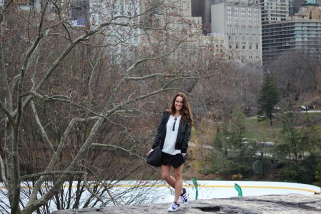 Central Park, NYC (recap via A Lo Profile- www.aloprofile.com)