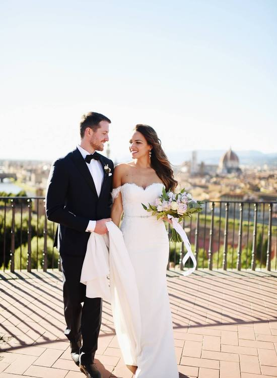 The biggest thing missing from our wedding day via A Lo Profile