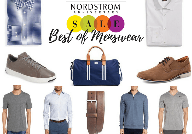 Friday Favorites: menswear from the Nordstrom sale via A Lo Profile.