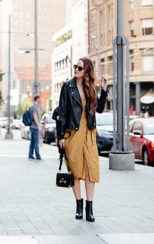 Golden girl + Antelope Shoes via A Lo Profile