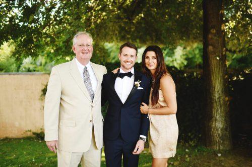 Our wedding part three, wedding photos via A Lo Profile.