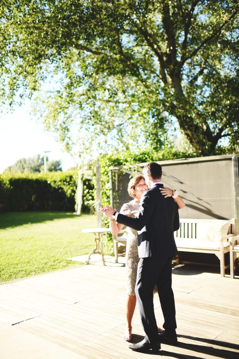 Our Wedding Day, Part Four: Dances & Dinner