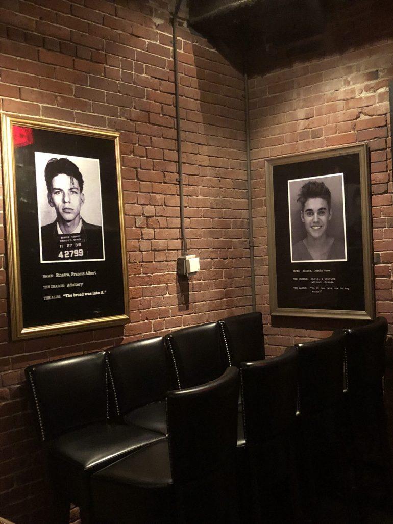 Alibi Bar at The Liberty Hotel in Boston via A Lo Profile's Boston Travel Guide