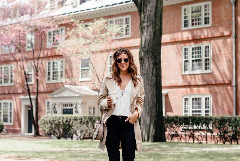 A Lo Profile on Harvard's campus in Cambridge via her Boston Travel Guide